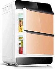 ZHJC Mini Car Refrigerator 25L Wine Cabinet