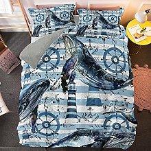 ZHLY Bedding Duvet Cover,Quilt Sets,Children'S