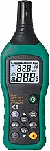 ZHLZH WBGT Heat Index Monitor, Handheld Dew Point