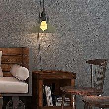 ZHOUKEYU Retro LOFT Industrial Style Gray Old