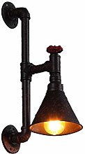 ZHQHYQHHX Vintage Loft Wall Lamps LED Source