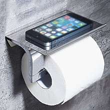 ZHTY Toilet paper holder Simple Stainless Steel