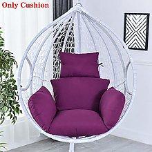 ZHUAN Not-slip Strap Design Swing Hanging Basket