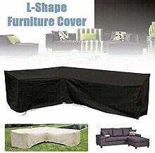 zhuangyulin6 L Shape Sofa Cover,Waterproof Corner