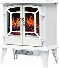 ZHUFU 1400W Electric Canterbury Fireplace Suite