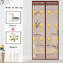 Zhujial Magnetic Fly Screens,Door Screens with