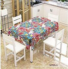 zhuobu 3D Printing Tablecloth Rectangle,Creative
