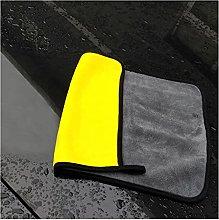 ZHUQIANG 30x30/40/ 60CM Car Wash Microfiber Towel