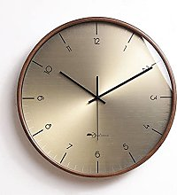 ZHYLing Creative Silent Clock Nordic Wall Clock