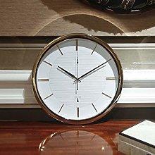 ZHYLing Living Room Modern Fashion Clocks Creative