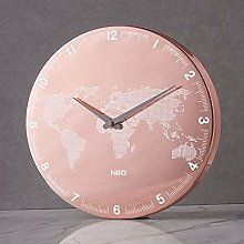 ZHYLing Modern Minimalist Light Luxury Wall Clock
