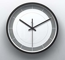 ZHYLing Modern Minimalist Nordic Clock Creative