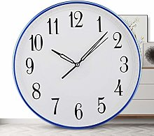 ZHYLing Silent Clock 13 Inch Living Room Bedroom