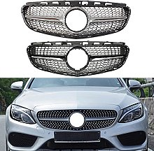 ZHYUEN Front Grill,Bumper Upper Grille Fit for