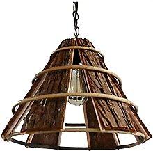 ZHZHUANG Boat Wood Lights,Industrial Wood Vintage