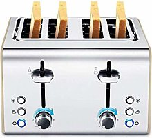 ZHZHUANG Bread Hine Breakfast Bread Hine,Automatic