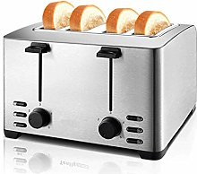 ZHZHUANG Bread Maker Automatic Bread Hine with