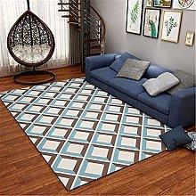 ZHZHUANG Decoration Plaid Geometry-200X300Cm Cheap