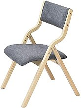 ZHZHUANG Foldable Dining Chairs, Accent Chair,Desk