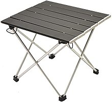 ZHZHUANG Folding Camping Table Indoor Equipment