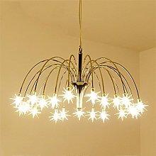 ZHZHUANG Industrial Style Chandelier- Light Modern