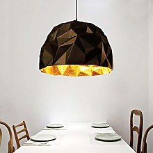 ZHZHUANG Industrial Style Chandelier- with Shade