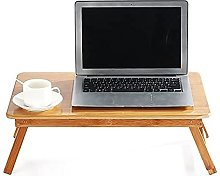 ZHZHUANG Lifting Laptop Table Foldable Breakfast