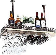 ZHZHUANG Wine Display Rack,Red Wine Rack Bar Wine