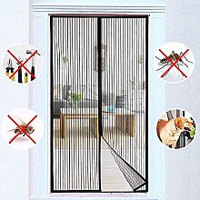ZHZW Magnetic Screen Door, Magnetic Sliding Mesh