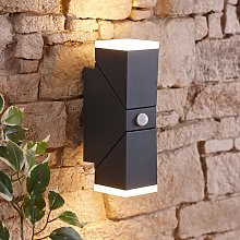 Ziersdorf LED Square Up and Down Outdoor Wall