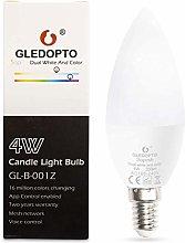 Zigbee Candle Bulb E14 LEDSmart Bulbs 4W Dimmable