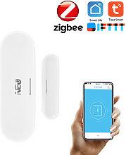 ZigBee Door Sensor Tuya APP Control Door Window