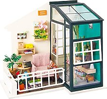 ZIHUAD DIY House Decor With Accessories and