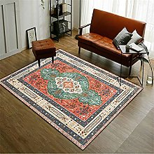 ZIJIAGE Living room carpet,Area Rug,European style