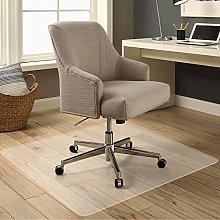 Zinn Thick PVC Chair Mat Office Chairmat for
