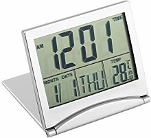 Zinniaya Digital LCD Display Thermometer Calendar
