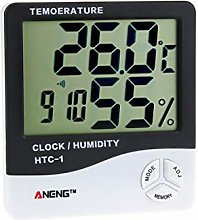 Zinniaya HTC-1 Digital Temperature Humidity Meter