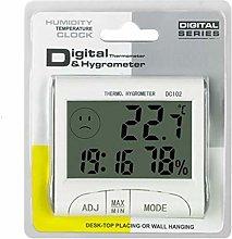 Zinniaya Mini Digital Weather Thermometer
