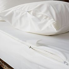Zippered Bed Bug Proof Mattress Cover Protector