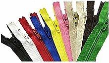Zipperstop - Mixed Packs of Nylon Auto Lock Zips