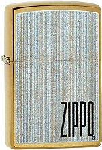 Zippo Classic Textile Design – 204B Collection
