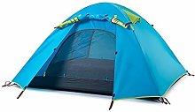 Zixin Camping Tent Double Layer Waterproof