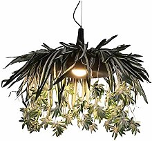 Zjcpow Chandelier Flower Pot Potted Ceiling