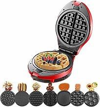 ZJDK Multifunction Waffle Maker Machine for