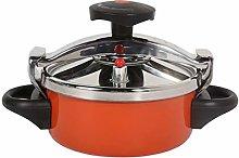 ZJEXJJ Mini Pressure Cooker, Small Pressure Cooker