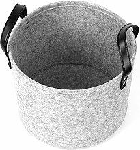 ZJJ Folding Laundry Basket Squre Storage Bin