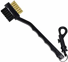 ZJL220 2 Sided Golf Brush Shoe Plastic Cleaning
