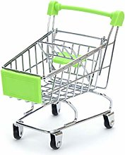 ZJL220 Mini Supermarket Hand Trolley Shopping