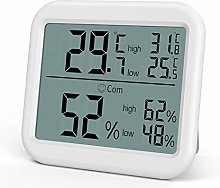 ZJM Thermometer, Large Screen with Screen Display