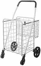 Zjnhl JIAN Trolley Large Heavy Duty Folding All